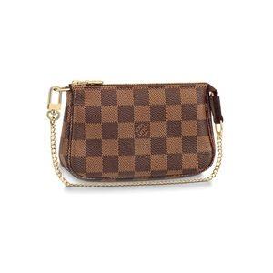 Louis Vuitton Mini Pochette Damier Ebene